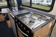Happy Campers NZ Happy Kea 4 new zealand airport campervan hire