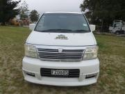 Original Sleeper new zealand airport campervan hire
