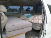 Happy Campers NZ Original Sleeper new zealand airport campervan hire