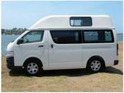 Big Sky Campers Australia  HiTop - Forward Facing motorhome rental australia