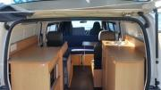 Big Sky Campers Australia  4 Berth HiTop - Forward Facing australia discount campervan rental