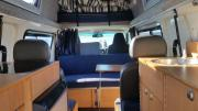 Big Sky Campers Australia  HiTop - Forward Facing campervan hire australia