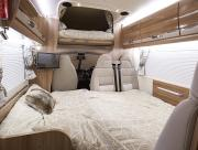 Abacus Motorhomes UK Swift Kontiki 649 rv rental uk