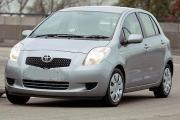 Group A - Toyota Yaris or similar car hirenew zealand