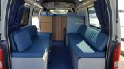 Big Sky Campers Australia  HiTop - Side Facing australia camper van hire