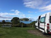 Pacific Horizon Travel Homes 2+1 Berth Premium Campervan new zealand camper van hire