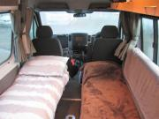 Pacific Horizon Travel Homes 2+1 Berth Campervan Premium