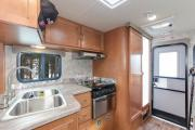 Fraserway RV Rentals TC-S (Truck Camper with Slideout) motorhome motorhome and rv travel