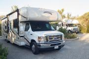 Compass Campers USA (International) FS31 Class C Motorhome Slide Out