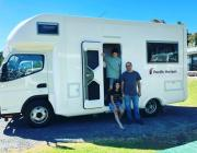 Pacific Horizon Travel Homes 4 Berth Campervan Premium motorhome rental new zealand