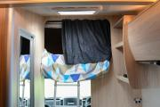 Pacific Horizon Travel Homes 4 Berth Campervan Premium new zealand airport campervan hire
