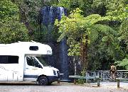 Mighty Campers AU Domestic 6 Berth Big Six motorhome rental australia
