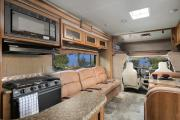 Compass Campers USA (International) FS31 Class C Motorhome with Slide motorhome rental orlando