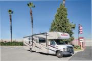 El Monte RV Market FS31 Class C Motorhome Slide-out motorhome rental california
