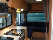 Pacific Horizon Travel Homes 4 Berth GEM Premium motorhome rental new zealand