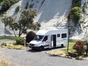 Pacific Horizon Travel Homes 4 Berth GEM Premium campervan rental new zealand