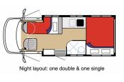 Pacific Horizon Travel Homes 4 Berth GEM Premium
