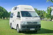 Maxie 3 HiTop (All Inclusive Rate) $500 EXCESS campervan rental melbourne