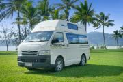 Camperman Australia AU Maxie 3 HiTop (All Inclusive Rate) $500 EXCESS motorhome rental cairns