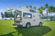 Camperman Australia AU Maxie 3 HiTop (All Inclusive Rate) $500 EXCESS worldwide motorhome and rv travel