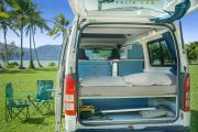 Maxie 3 HiTop (All Inclusive Rate) $500 EXCESS campervan hire - australia