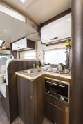 Just Go Motorhomes UK 4 Berth Motorhome Twin Rear Beds motorhome rental united kingdom