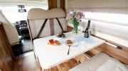 Just Go Motorhomes UK 4 Berth Discovery motorhome rental uk