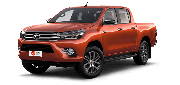 Toyota Hilux SR5 Guaranteed Model car hirenew zealand