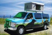 Wild Campers USA 2-4 Berth Mavericks (Campervan) motorhome rental usa
