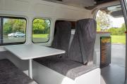 Comet Campers NZ Hi5 Camper motorhome rental new zealand