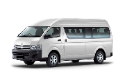 Toyota Commuter or similar car hirenew zealand