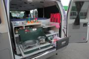 Escape Rentals USA 2 - 4 Berth Mavericks Campervan rv rental san francisco