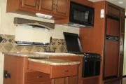 Expedition Motorhomes, Inc. 32ft Class A Thor Hurrican w/2 slide outs A rv rental california