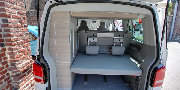 Origin Campervans 4 Berth - California T5 motorhome rental france