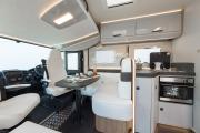 Just Go Motorhomes UK 4 Berth Trailblazer rv rental uk