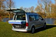 Delta 2 Berth camper hire ireland