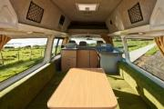 Compass Campers New Zealand Koru 2-Berth new zealand airport campervan hire