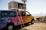 Escape Rentals USA 4 Berth Mavericks Campervan motorhome rental los angeles
