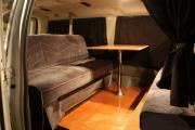 Escape Rentals USA 4 Berth Mavericks Campervan motorhome rental usa