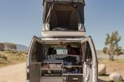 4 Berth Mavericks Campervan rv rental - calgary