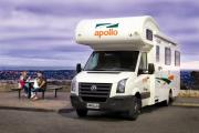 Apollo Motorhomes AU Domestic Euro Deluxe 6 motorhome rental cairns