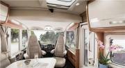 Trophy Rent Hymer Exsis i 588 worldwide motorhome and rv travel
