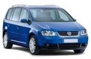 TOURAN VW 5 PLAZAS MAS 2 ABATIBLES or similar