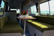 Koru 2-Berth ST XL campervan hire - new zealand