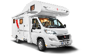 Trophy Rent Burstner Lyseo Time A 660 worldwide motorhome and rv travel