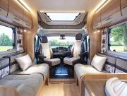 Abacus Motorhomes UK Bailey Approach 730 motorhome rental united kingdom