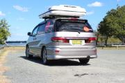 Beta 4-Berth campervan hire - new zealand