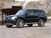 Pajero Mitsubishi or similar car hire australia