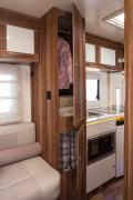 Just Go Motorhomes UK 4 Berth U-Shaped Navigator  motorhome rental united kingdom