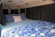 Wild Campers USA 4 Berth Mavericks (Campervan) motorhome rental usa